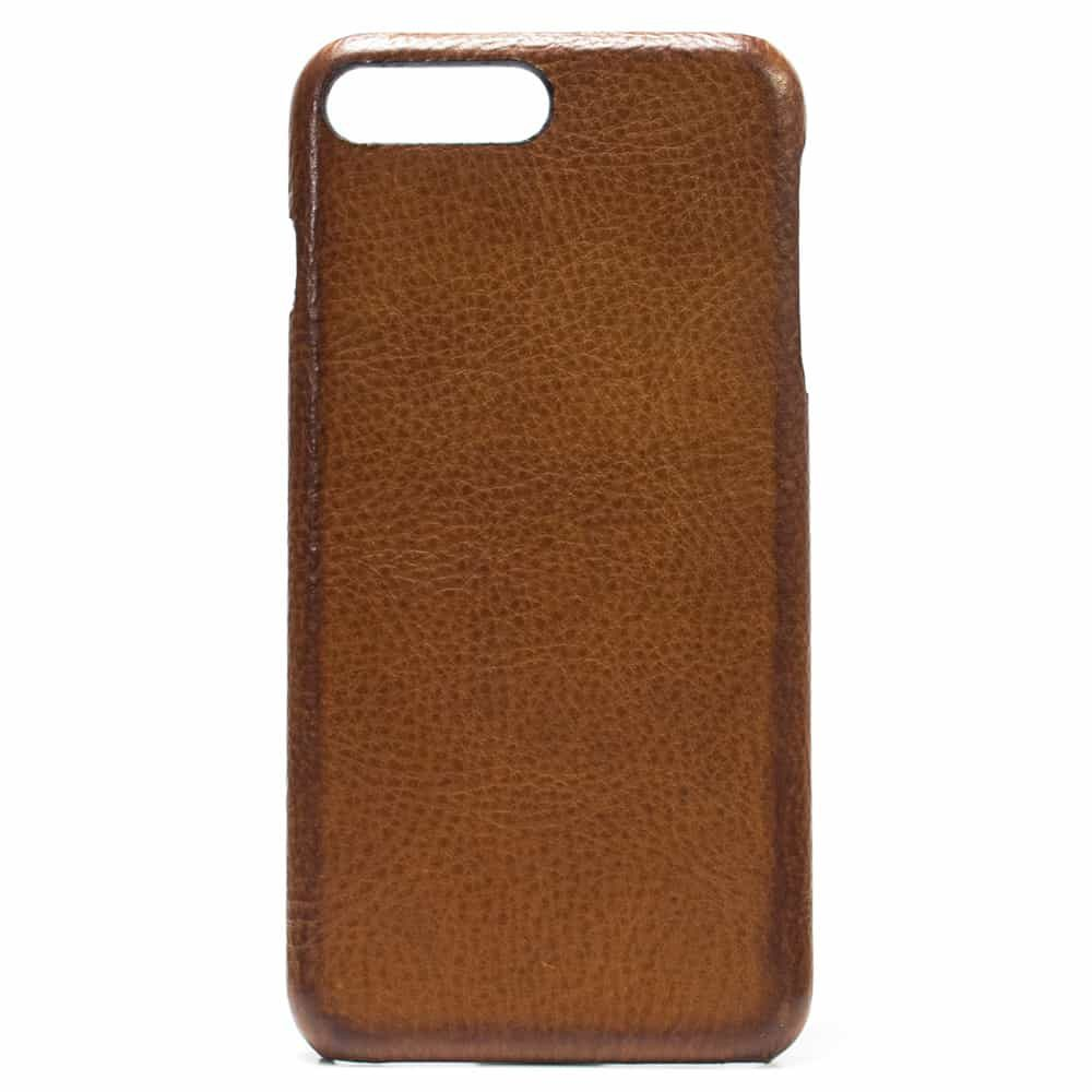 iPhone 7 Plus Leather Back Case, by Nicola Meyer
