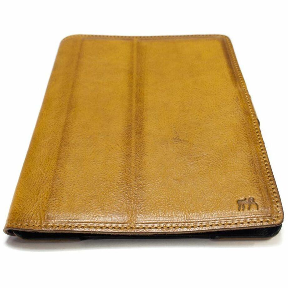 iPad Leather Case, Camel, by Nicola Meyer