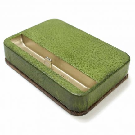 Crw 0898 Ip7 Leatherdock Olive Green