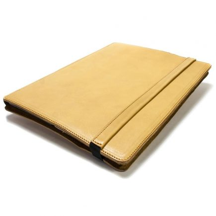iPad Pro 12,9 Leather Cover Portfolio, Natural, by Nicola Meyer