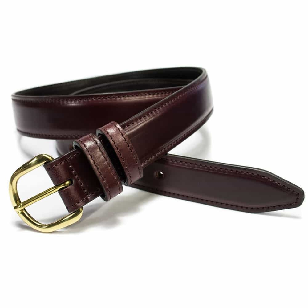 Shell Cordovan Belt, Made to Measure by Nicola Meyer