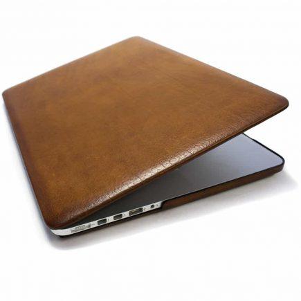 Feat Crw 9187 Macbook Leather Case Handmade Nicola Meyer
