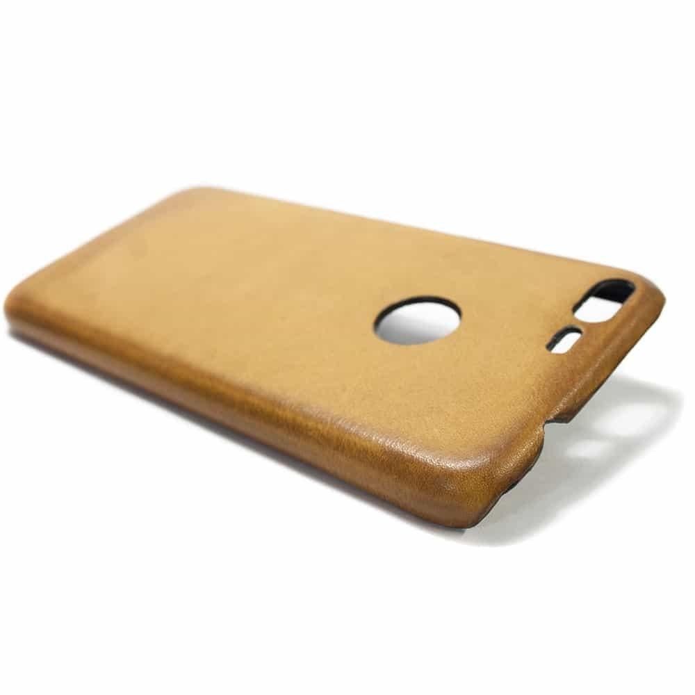 Google Pixel XL, Leather Back Case, Natural, Nicola Meyer