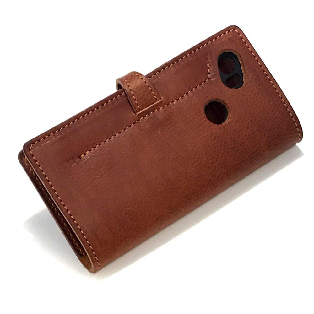 Google Pixel Leather Flip Book Bifold Case Nicola Meyer Color 303 3sq