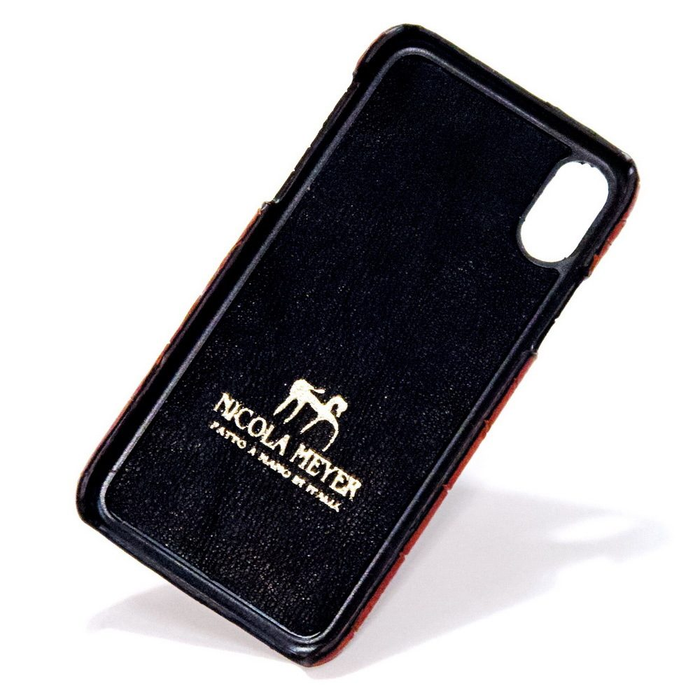 Iphone X Inner Leather Case Nicola Meyer Sq Resize