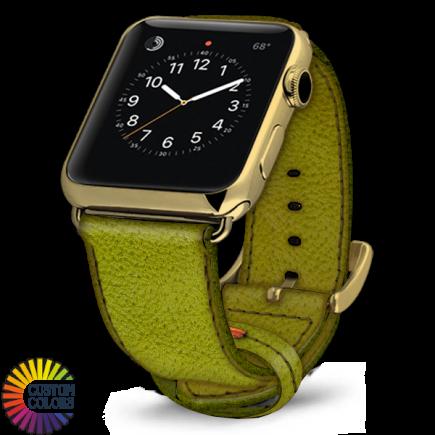 Armband Olive Green Kiesel benutzerdefinierte Farben