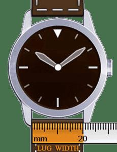 Measure Lug Width